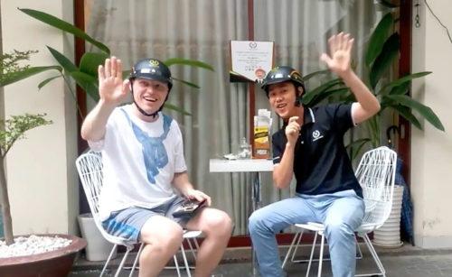Anh Thomas chia sẻ về lần quay lại Việt Nam và vẫn lựa chọn ở tại Happy Homes