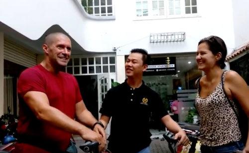 Anh Fernando & chị Veronica chia sẻ cảm nhận về Việt Nam và Happy Homes