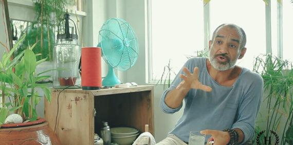 Nader chia sẻ về lựa chọn sống tại căn hộ dịch vụ Happy Homes