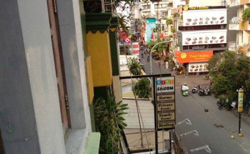 HOUSE FOR LEASE – 266 Bui Vien