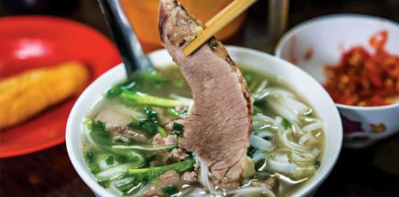 Where to eat Pho in Ho Chi Minh city?