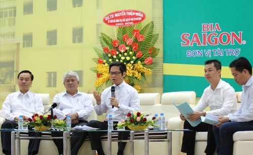 Start-up business seminar for students