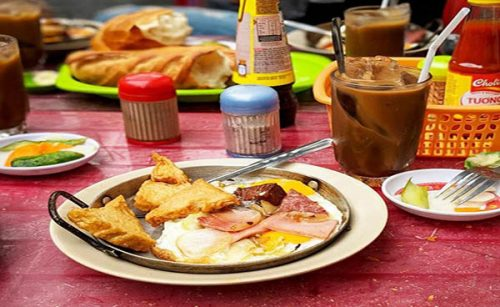 The must-try breakfasts in Saigon