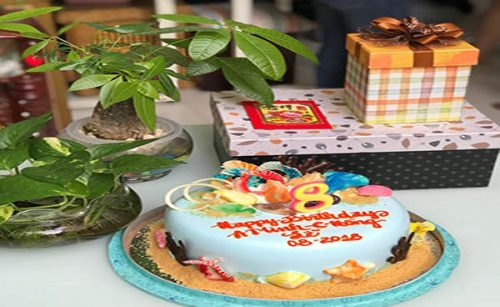 HAPPY HOMES ORGANIZED BIRTHDAY FOR EMPLOYEES AUGUST