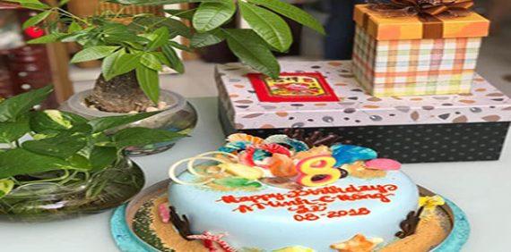 Happy Homes tổ chức sinh nhật cho nhân viên tháng 8