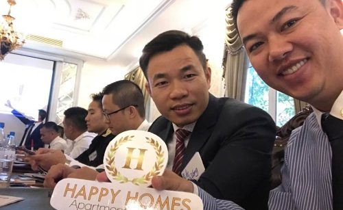 HAPPY HOMES EXCHANGE WITH DRAGON CHAPTER REGION HA NOI 06