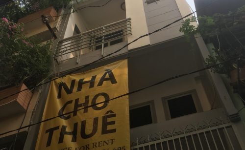 HOUSE FOR RENT-629/88 NGUYEN DINH CHIEU, WARD 2, DISTRICT 3, HCM CITY.